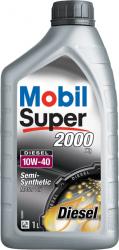 MOBIL SUPER 2000 X1 DIESEL 1L 10W/40