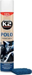 K2 POLO COCKPIT FRESH + MIKROFIBRA 750ml do kokpitu