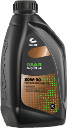 CYCLON GEAR HD GL-4 80W-90 1L
