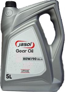JASOL Gear OIL GL-4 80W90  5L