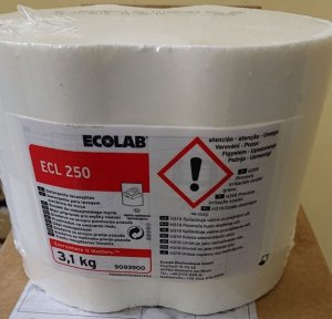 Detergent w bloku ECOLAB 9093900 BLOK ECO 250 4x3.1kg