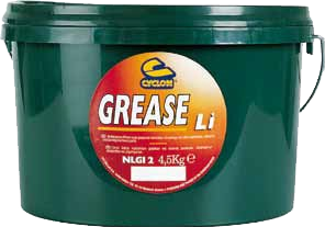 CYCLON GREASE Li NLGI 2 4,5KG