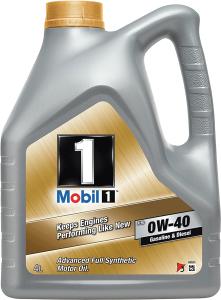 MOBIL 1 FS 0W-40 4L
