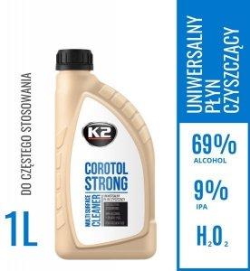 K2 COROTOL STRONG 78% alkoholu do dezynfekcji powierzchni REFILL1L