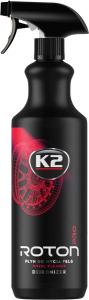 K2 Roton Pro 1L  Żel do felg z efektem krwawienia
