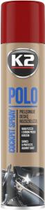 K2 POLO COCKPIT wiśnia 300ml spray