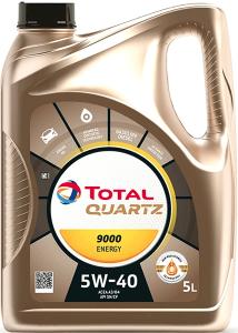 TOTAL QUARTZ ENERGY 9000 5W40 5L