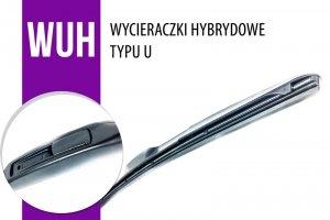 OXIMO WUH425 PIÓRO WYCIERACZKI 425MM OXIMO HYBRYDOWE