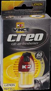 K2 V322 Wkład cytryna 8ml