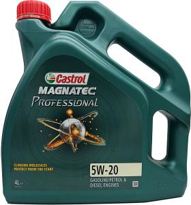 CASTROL Magnatec Professional 5W-20 4L FORD EcoBoost