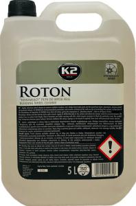 K2 ROTON Płyn do mycia felg z efektem krwawienia