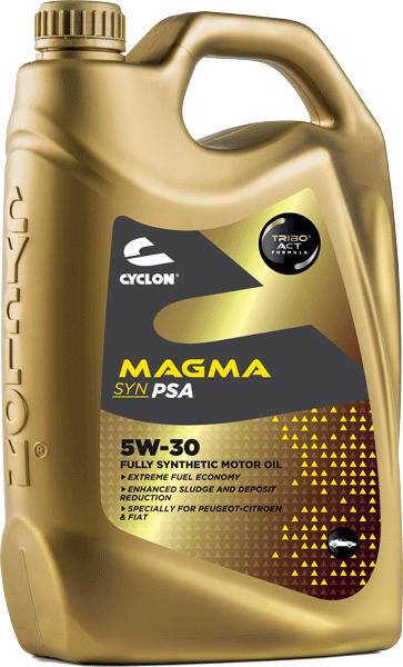 Magma Syn PSA 5W30 Citroen Peugeot Honda Toyota Fiat A5 B5 5L
