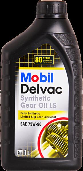 MOBIL DELVAC SYNT GEAR OIL LS 75W-90 1L