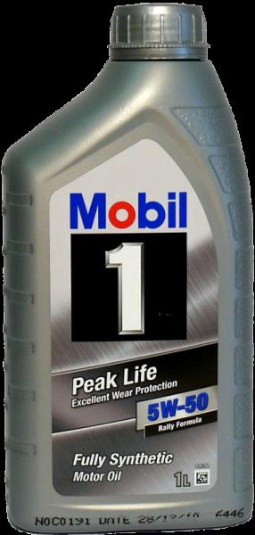 MOBIL 1 5W/50 1L