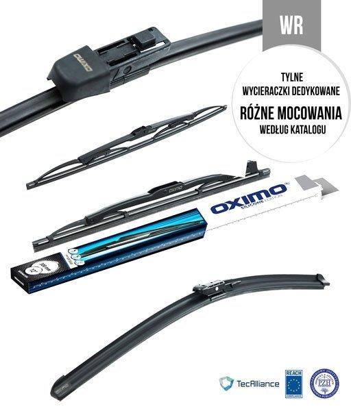 OXIMO WR039425 PIÓRO WYCIERACZKI TYLNEJ DEDYKOWANE