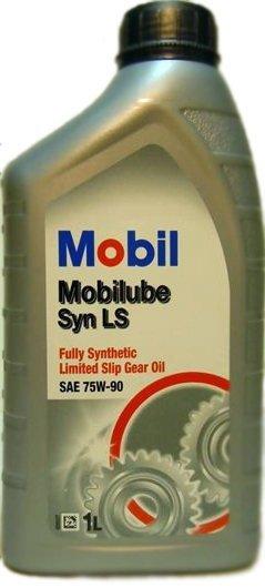 MOBILUBE SYN LS 75W90 1L