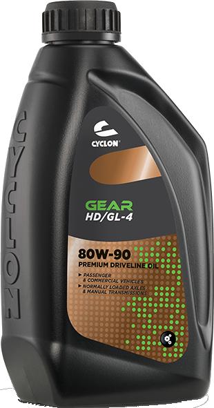 CYCLON GEAR HD GL-4 80W-90 1L