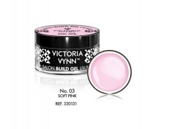 Victoria Vynn Żel budujący No. 03 15ml SOFT PINK Build Gel