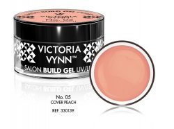 Victoria Vynn Żel budujący No. 05 50ml COVER PEACH Build Gel