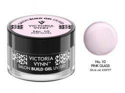 VICTORIA VYNN Żel budujący No. 10 50ml PINK GLASS Build Gel