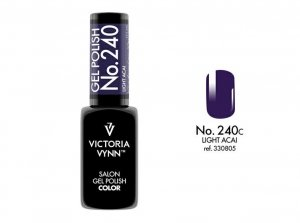 VICTORIA VYNN Lakier hybrydowy 240 8ml LIGHT ACAI Polish Gel