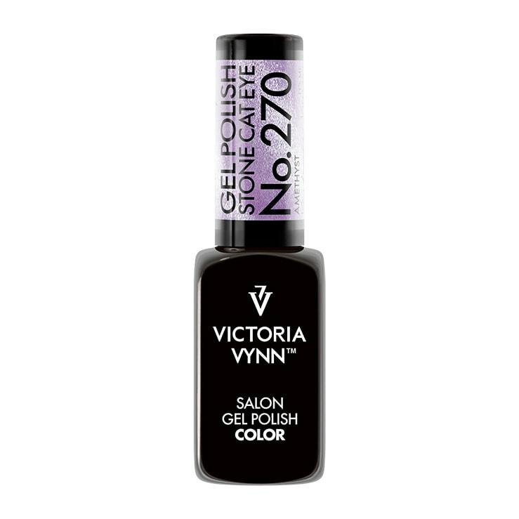 VICTORIA VYNN 270m Gel Polish Color STONE CAT EYE AMETHYST 5D Lakier hybrydowy 8ml
