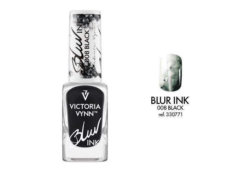 VICTORIA VYNN BLUR INK 008 Black Atrament do zdobień 10ml