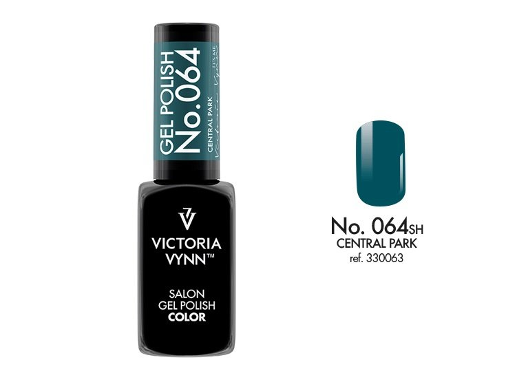 Victoria Vynn Lakier hybrydowy 064sh 8ml CENTRAL PARK Gel Polish COLOR Victoria Vynn