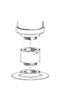 Przedłużka nogi podporowej ML110/ML150