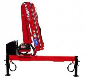 Żuraw Maxilift ML180.2 LME04  E12V komplet z rama + 2 podpory H