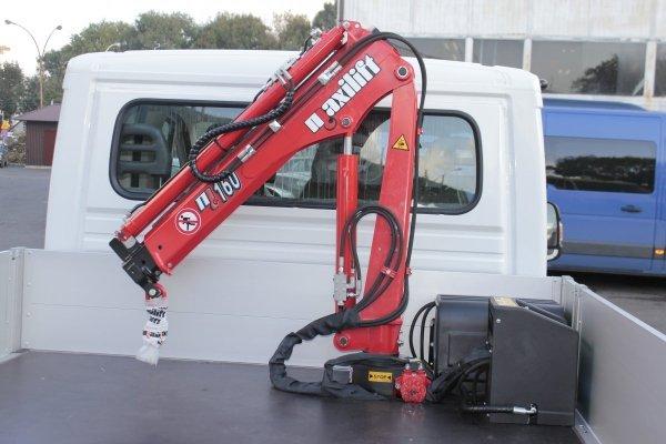 Żuraw Maxilift ML180.3 D E12V komplet z rama + 2 podpory H