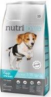 Nutrilove Premium Junior Small & Medium - ze świeżym kurczakiem 8kg