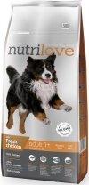 Nutrilove Premium Adult Large - ze świeżym kurczakiem 3kg