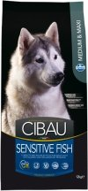 Cibau Adult Sensitive Fish Medium Maxi 12kg