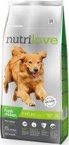 Nutrilove Premium Mature +7 - ze świeżym kurczakiem 3kg