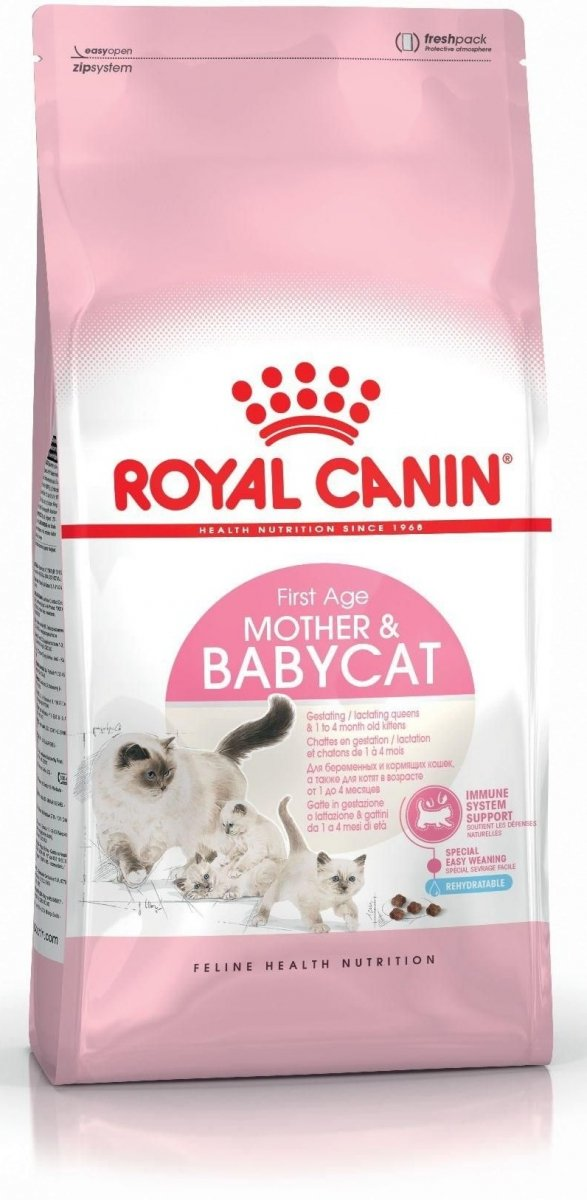Royal Canin First Age Mother & Babycat 4x4kg