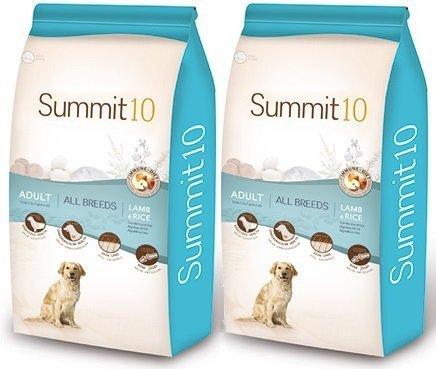 Summit10 Super Premium Lamb & Rice - Jagnięcina i ryż dla dorosłych psów 2x15kg