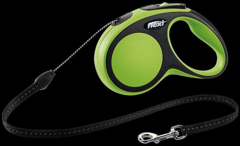 Flexi New Comfort S linka 5m - zielona