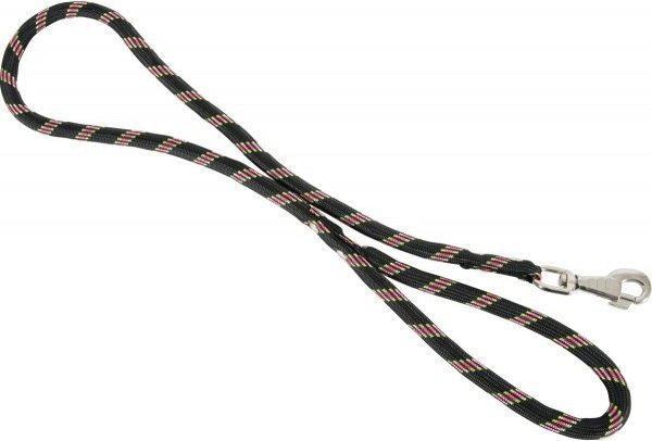 Zolux Smycz nylonowa czarna - sznur 13mm/2m