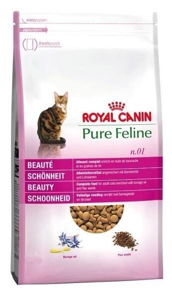 Royal Canin Pure Feline Piękna Sierść n.01 3kg