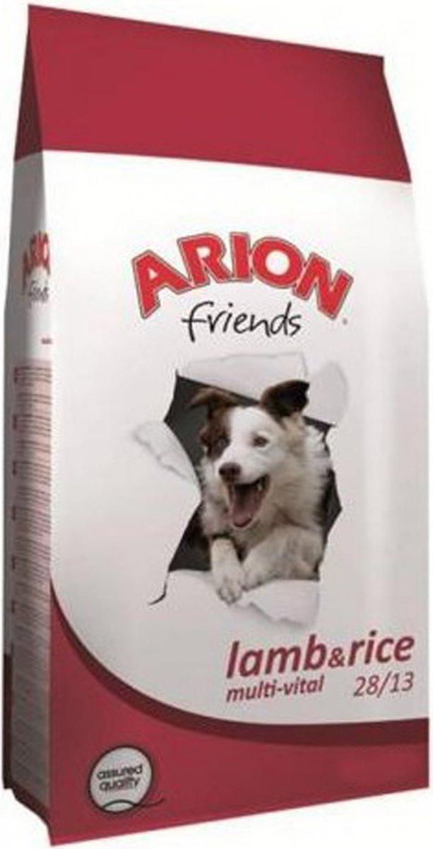 Arion Multi-Vital 28/13 - Jagnięcina i ryż 15kg