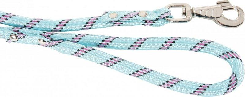 Zolux Smycz nylonowa turkusowa - sznur 13mm/3m