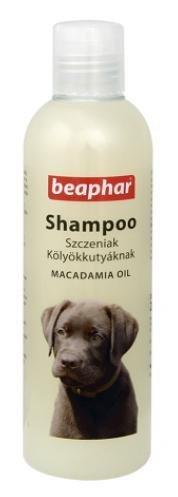 Beaphar Szampon dla szczeniąt z olejkiem makadamia 250ml