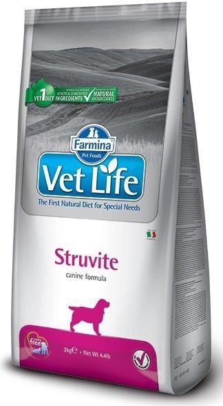 Vet Life Dog Struvite 12kg