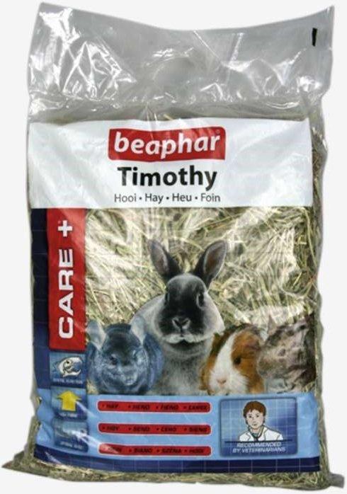 Beaphar Care+ Timothy Hay - sianko z tymotką łąkową 1kg