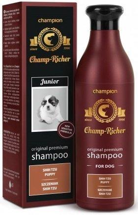 Champ-Richer - szampon dla szczeniąt rasy Shih Tzu 250ml