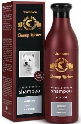 Champ-Richer - szampon do białej sierści 250ml
