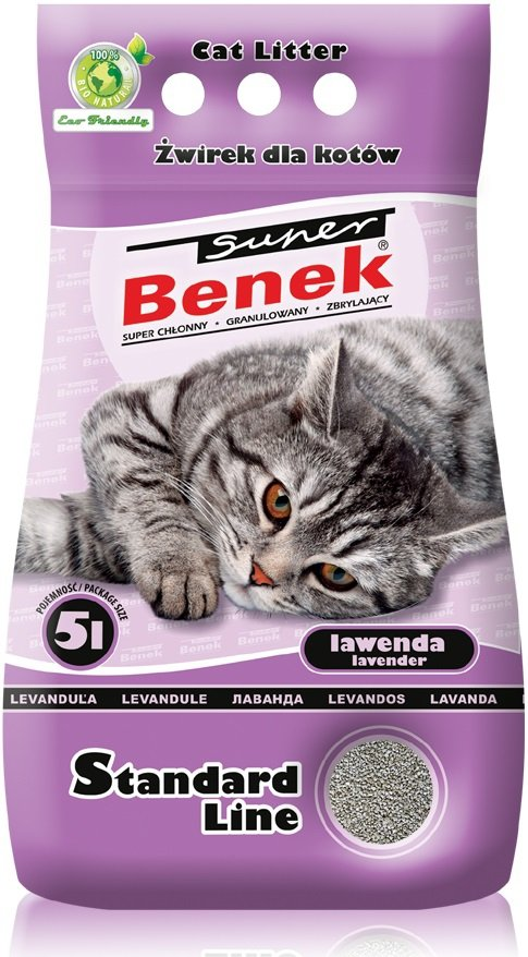 Super Benek Lawenda 10l