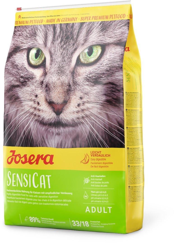 Josera SensiCat dla wybrednych i wrażliwych kotów 10kg