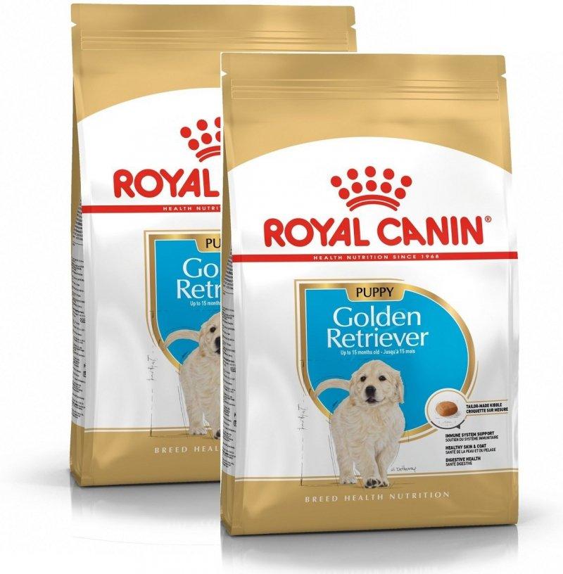 Royal Canin Golden Retriever Puppy 2x12kg (24kg)